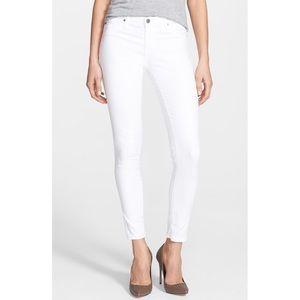 AG Stevie Slim Straight Ankle Stretch Jeans Sz 32R